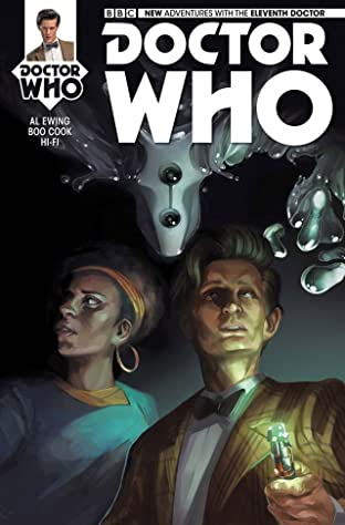 Doctor Who: The Eleventh Doctor No.4
