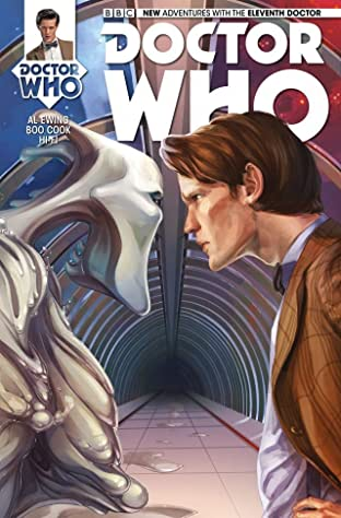 Doctor Who: The Eleventh Doctor No.5