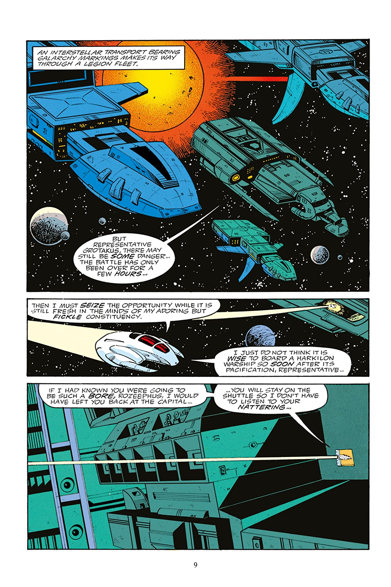 Alien Legion: Dead and Buried