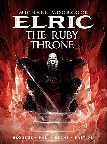 Elric Vol. 1: The Ruby Throne