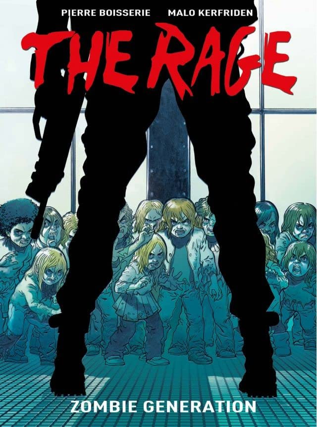 The Rage Vol. 1: Zombie Generation