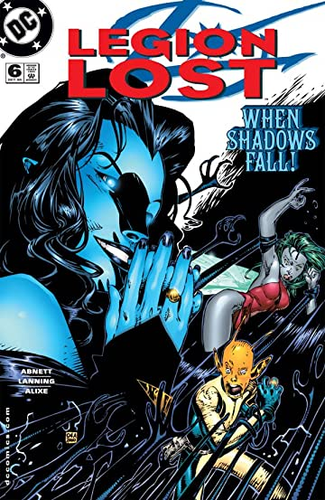 Legion Lost (2000-2001) #6 (of 12)