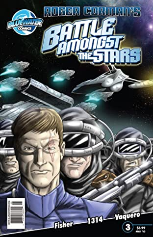 Roger Corman Presents: Battle Amongst the Stars #3