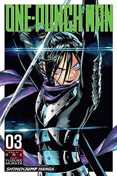 One-Punch Man Vol. 3