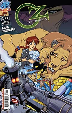 Oz: The Manga #1