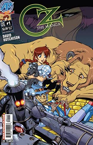 Oz: The Manga No.1