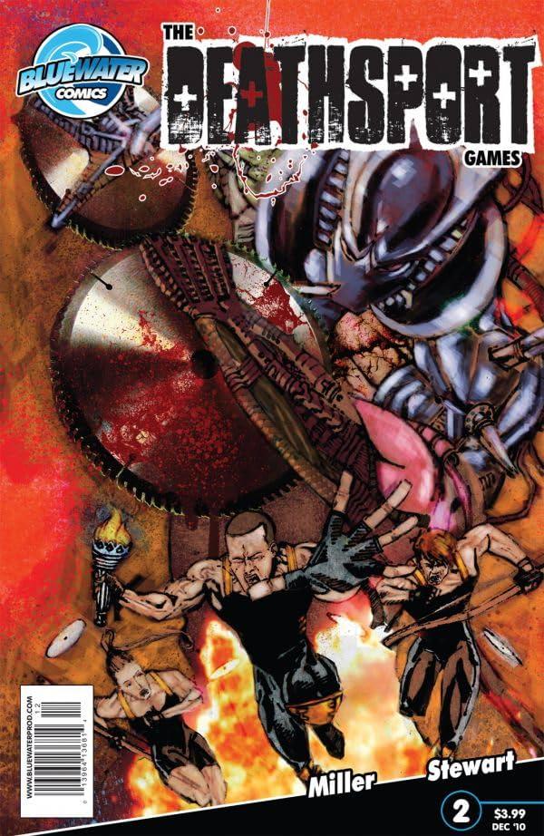 Roger Corman Presents: The Deathsport Games #2