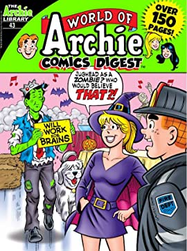 World of Archie Comics Digest #43