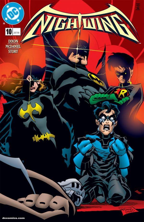 Nightwing (1996-2009) #10
