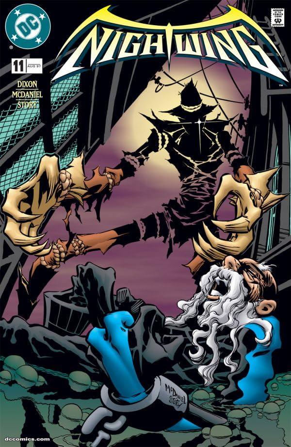 Nightwing (1996-2009) #11