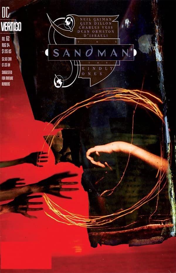 The Sandman #62