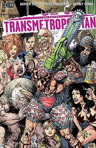 Transmetropolitan #54
