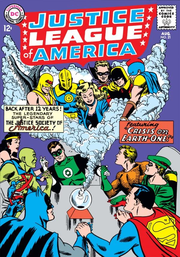 Justice League of America (1960-1987) #21