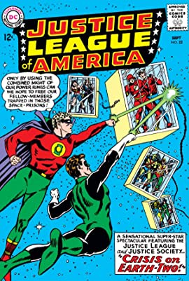 Justice League of America (1960-1987) #22
