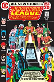Justice League of America (1960-1987) #100