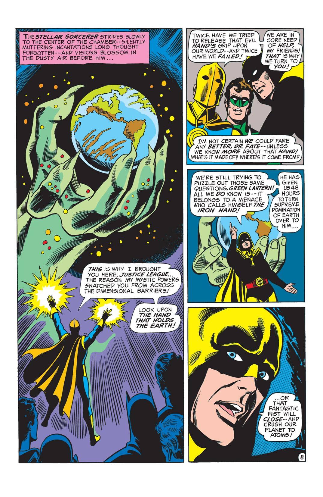 Justice League of America (1960-1987) #100