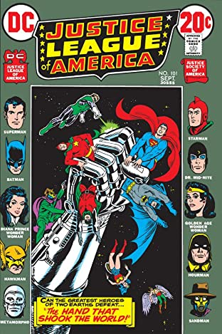 Justice League of America (1960-1987) #101
