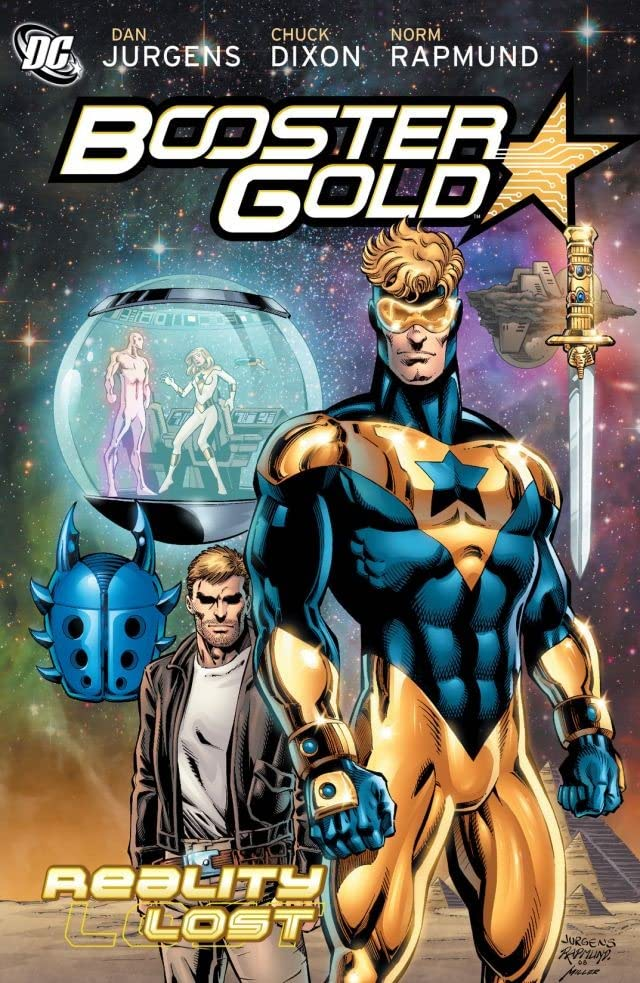 Booster Gold (2007-2011): Reality Lost
