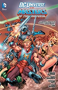 DC Universe Vs. Masters of the Universe (2013)