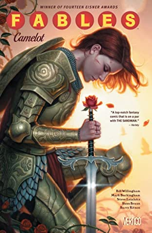 Fables Tome 20: Camelot