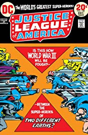 Justice League of America (1960-1987) #108
