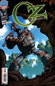 Oz: The Manga #3