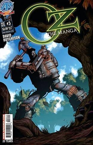 Oz: The Manga #3