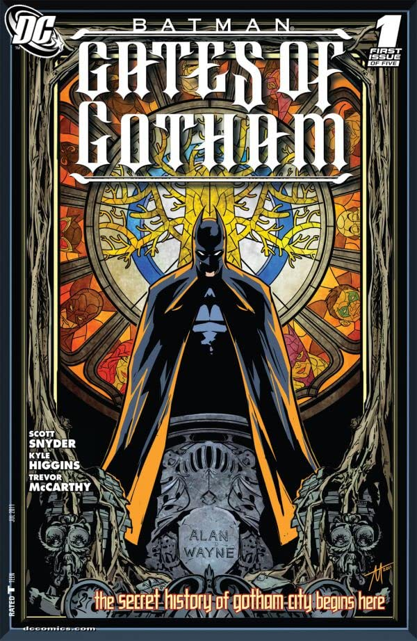 Batman: Gates of Gotham #1 (of 5)