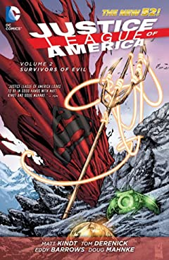 Justice League of America (2013-2015) Tome 2: Survivors of Evil