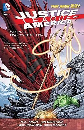 Justice League of America (2013-2015) Vol. 2: Survivors of Evil