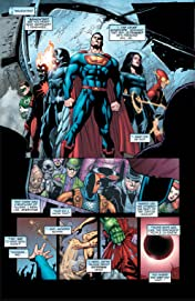 Justice League of America (2013-2015) Vol. 2: Survivors of Evil