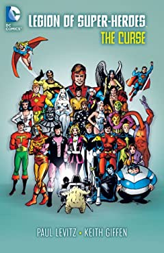 Legion of Super-Heroes (1980-1985): The Curse