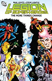 Legion of Super-Heroes (1984-1989): The More Things Change
