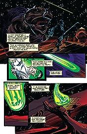 Martian Manhunter (1998-2001): Rings of Saturn