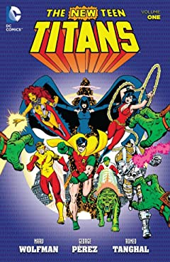 New Teen Titans (1980-1988) Vol. 1