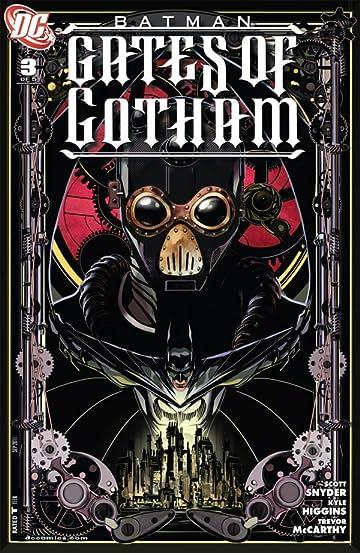 Batman: Gates of Gotham #3
