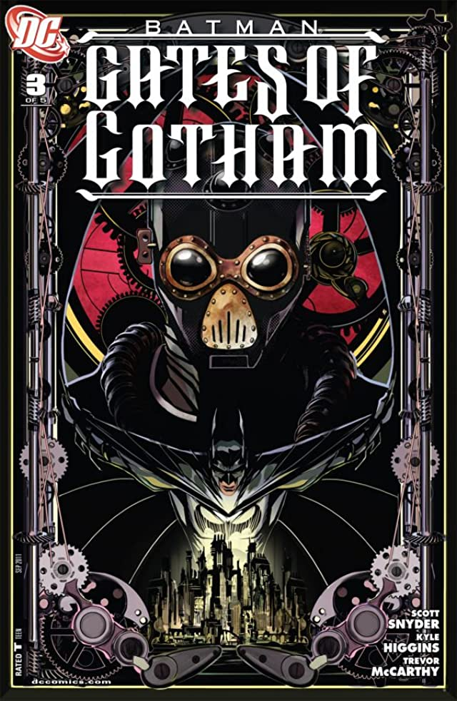 Batman: Gates of Gotham #3