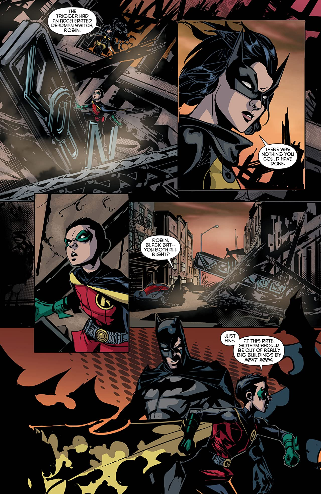 Batman: Gates of Gotham #3 (of 5)