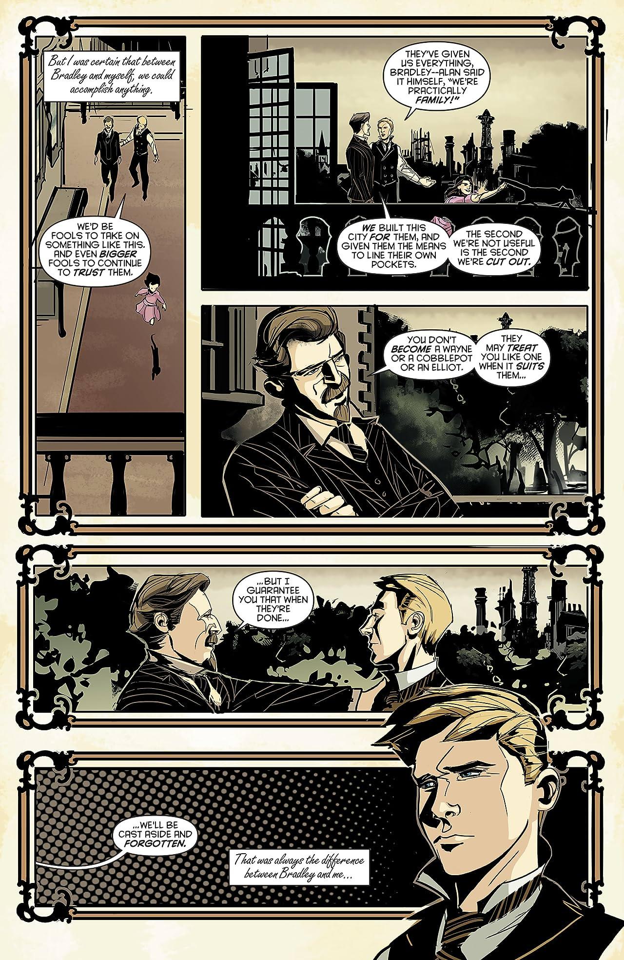 Batman: Gates of Gotham #3 (of 5)