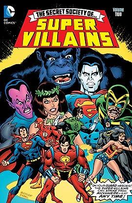 The Secret Society of Super Villains (1976-1978) Vol. 2