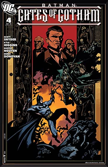 Batman: Gates of Gotham #4 (of 5)