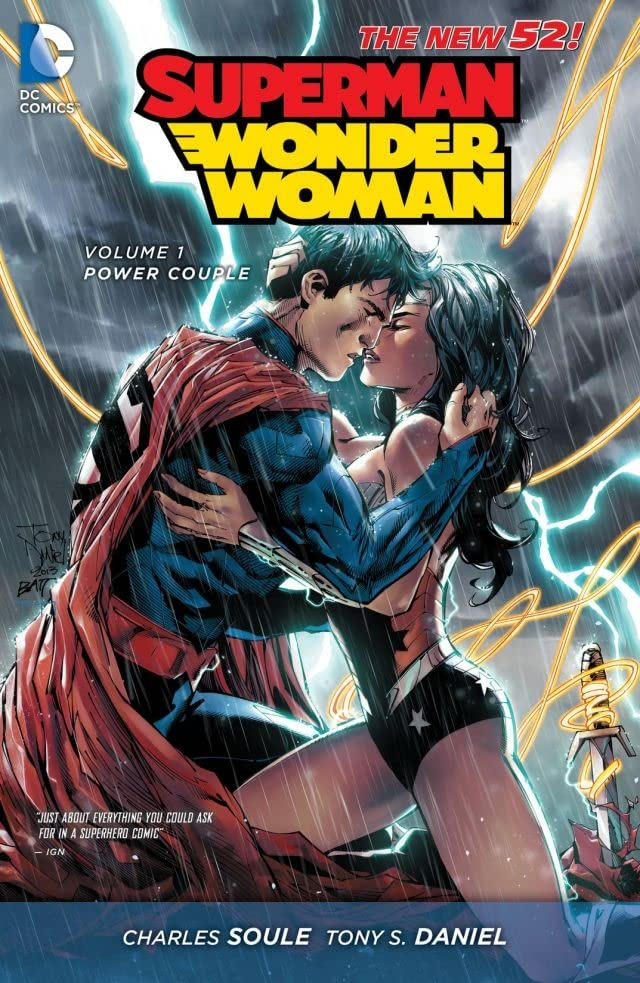 Superman/Wonder Woman (2013-2016) Vol. 1: Power Couple