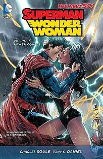 Superman/Wonder Woman (2013-2016) Vol. 1: Power Couple