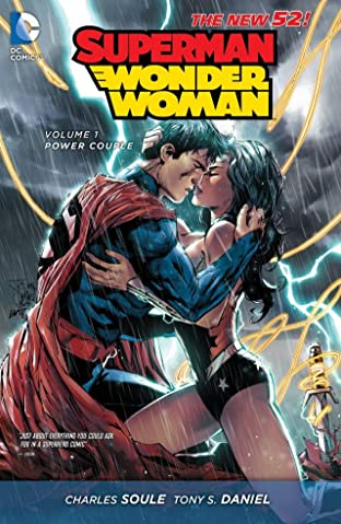 Superman/Wonder Woman (2013-) Vol. 1: Power Couple