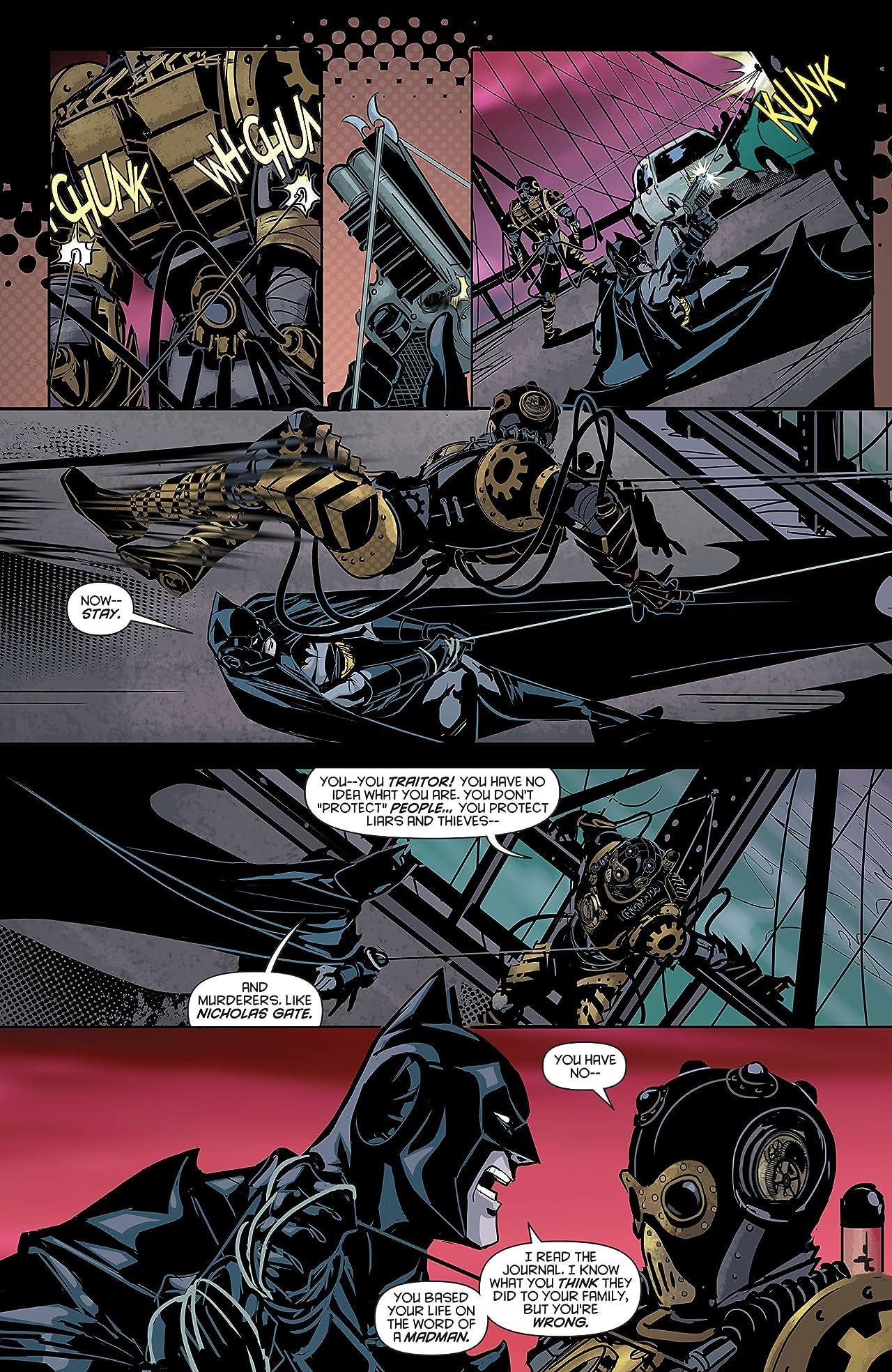 Batman: Gates of Gotham #5 (of 5)