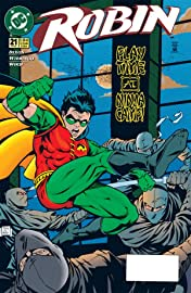 Robin (1993-2009) #21