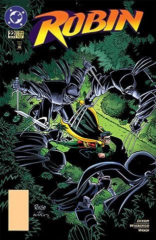 Robin (1993-2009) #22