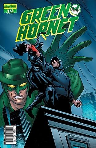 Green Hornet #17