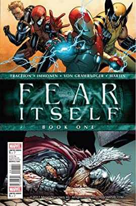 Fear Itself #1 (of 7)