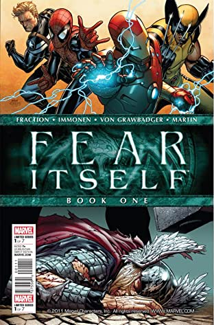 Fear Itself No.1 (sur 7)